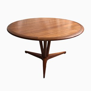 Table Basse Mid-Century en Teck, Danemark