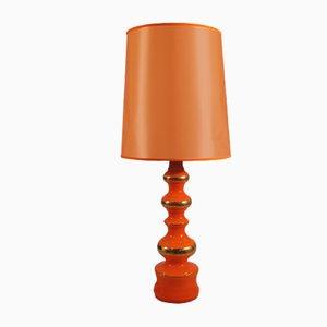 Lámpara de mesa de Rosdala, años 60