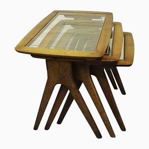 Mesas nido de Ico Parisi, años 50