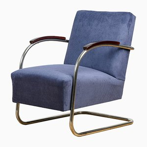 Cantilever Armchair from Mücke & Melder, 1930s