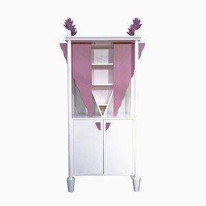 Cupboard by Ugo La Pietra for F.lli Boffi, 1986