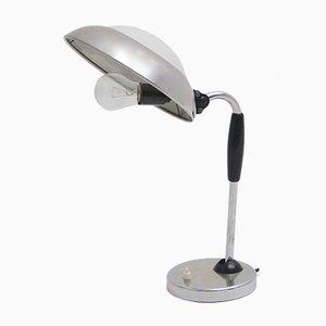 Lámpara de escritorio Bauhaus de Christian Dell para Koranda, años 30