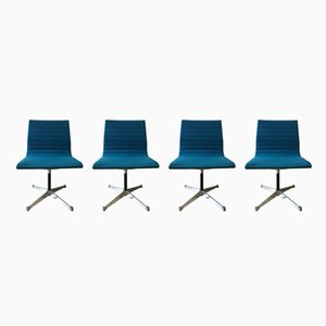EA105 Chairs by Charles & Ray Eames for Herman Miller, 1960s, Set of 4
