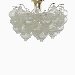 Mid-Century Tulipan Einbaulampe von J.T. Kalmar, 1960er