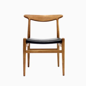 Model W2 Chair by Hans J. Wegner for C.M. Madsen, 1960s