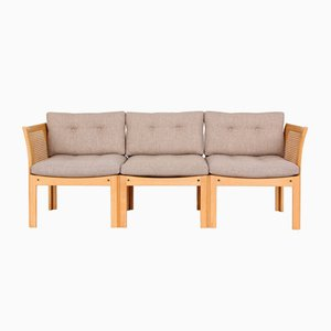 3-Seater Sofa by Illum Wikkelsø for CFC Silkeborg, 1960s