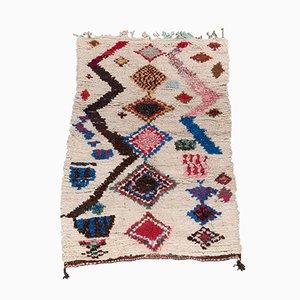 Alfombra Ourika marroquí vintage