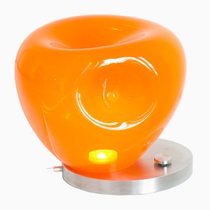 Lampe Blow Lamp_Orange par Mayice, 2017