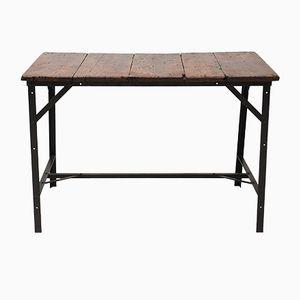 Antiker Tisch aus Holz