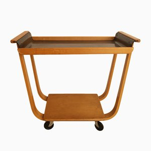 Dutch Serving Cart by Cees Braakman for Pastoe, 1950s