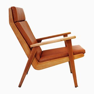Dutch Easy Chair by Rob Parry for De Ster Gelderland, 1960s