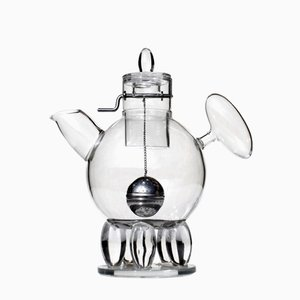 Nanna Glass Teapot by Michael Graves for Leonardo, 1996