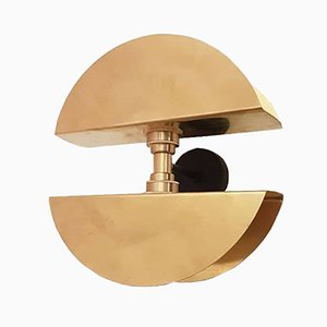 Sisters Brass Wall Light by Juanma Lizana