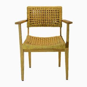 Chair by Audoux et Minet for Vibo Vesoul, 1950s