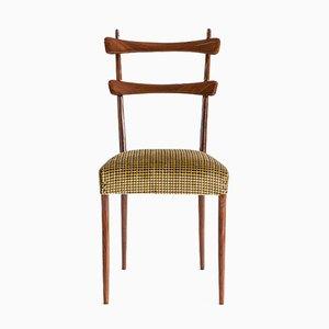 Chaise de Salon en Palissandre par Vittorio Dassi, 1956