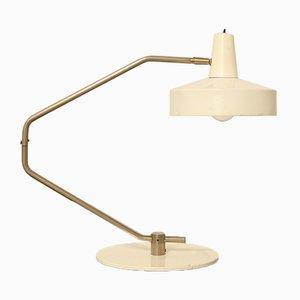 Lámpara de escritorio holandesa Mid-Century de Anvia, años 60