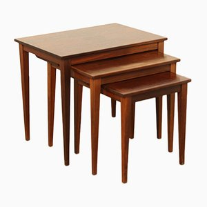 Nesting Tables from Kvalitet Form Funktion, 1960s