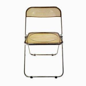 Plia Folding Chair by Giancarlo Piretti for Anomina Castelli, 1971