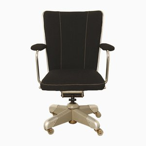Model 357 President Office Chair by C.H. Hoffmann for Gispen, 1950s
