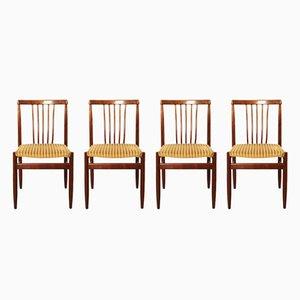 Spanische Esszimmerstühle von Casala, 1960er, 4er Set
