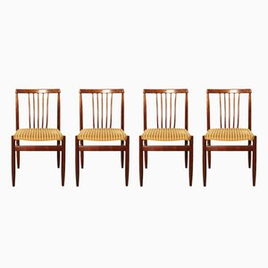 Spanish Dining Chairs from Casala, 1960s, Set of 4