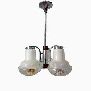 Lampe à Suspension Vintage de Mazzega, Italie, 1970s