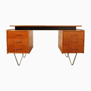 Bureau en Teck par Cees Braakman pour Pastoe, Pays-Bas, 1960s