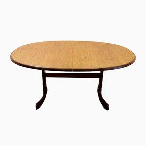 Tavolo da pranzo allungabile di G-Plan, anni '60