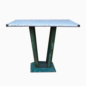 Table de Jardin Industrielle, 1950s