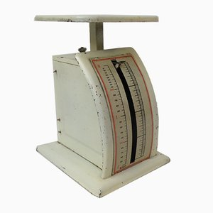 Vintage Letter Scale from Ruppel Werke, 1930s