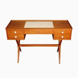 Walnut Desk, 1950s