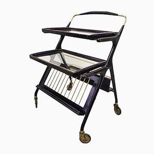 Vintage Bar Cart by Ico Parisi for De Baggis
