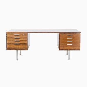 Palisander Schreibtisch von Kai Kristiansen für Feldballes Møbelfabrik, 1960er