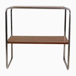 Table Console B12 par Marcel Breuer pour Thonet, 1930s