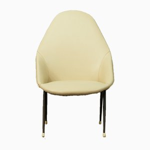 Vintage Italian Lounge Chair, 1950s