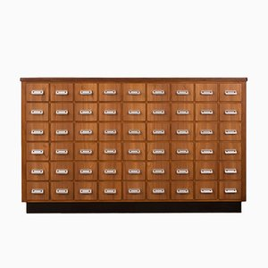 Apothecary Chest with 54 Drawers, 1950s