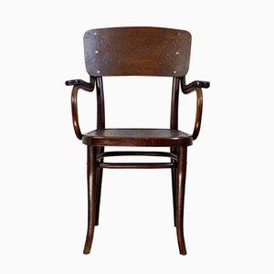 Sedia in legno curvo di Thonet, anni '10