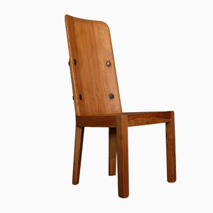Lovö Dining Chairs by Axel Einar Hjorth for Nordiska Kompaniet, 1930s, Set of 6