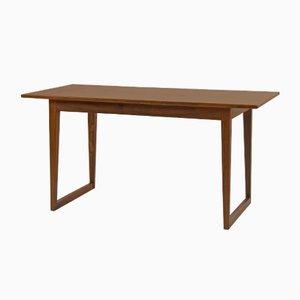 Table Basse Vintage avec Pieds Effilés, Danemark