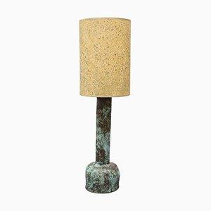 Mid-Century Lampe aus Keramik