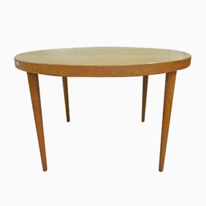 Ausziehbarer Vintage Eiche Tisch von Kai Kristiansen für Skovmand & Andersen