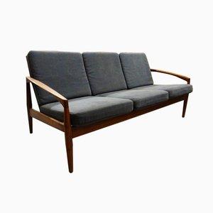 Paper Knife 3-Sitzer Sofa von Kai Kristiansen für Magnus Olesen, 1950er