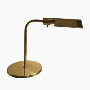 Vintage Desk Lamp by G.W. Hansen for Metalarte, 1960s