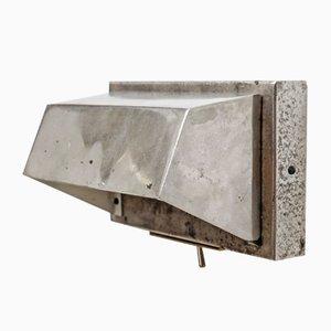 Lampada da parete cubica vintage industriale