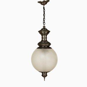 Vintage Model LS1 Pendant Lamp by Luigi Caccia Dominioni for Azucena