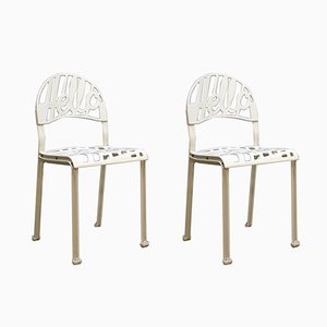 Vintage Hello There Chairs by Jeremy Harvey for Artifort, 1970s, Set of 2