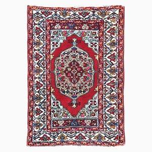 Vintage Anatolian Ushak Rug