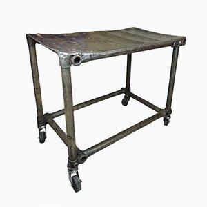 Table de Soudure Vintage Industrielle