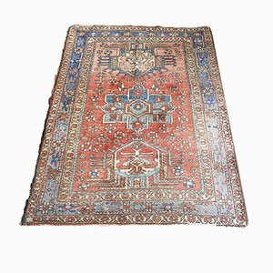 Antique Hand-Woven Middle Eastern Rug, 1920s