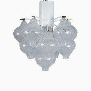 Lampada da soffitto modello Tulipan vintage di J.T. Kalmar per Franken KG, anni '60, set di 2